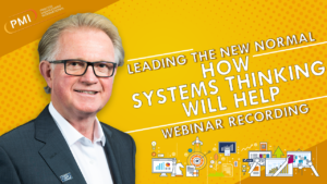 Leading The New Normal: How Systems Thinking Will Help – a recording of our webinar