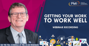 Getting Your Work to Work Well: a recording of our webinar