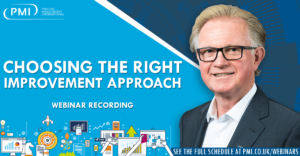Choosing the Right Improvement Approach: a recording of our webinar